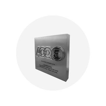 Premio ACQ5 Empresa del año