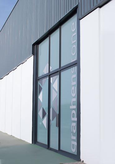 Graphenstone fábricas y showrooms