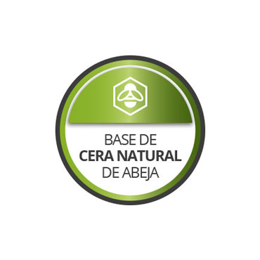 Base natural de cera de abejas