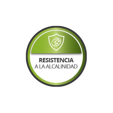 Resistencia a la alcalinidad