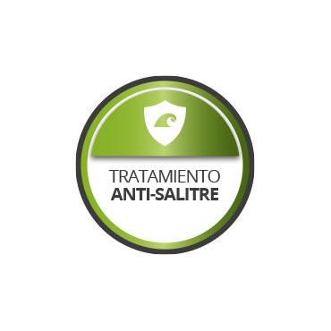 Tratamiento antisalitre