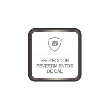 Protección de paredes y revestimientos de cal