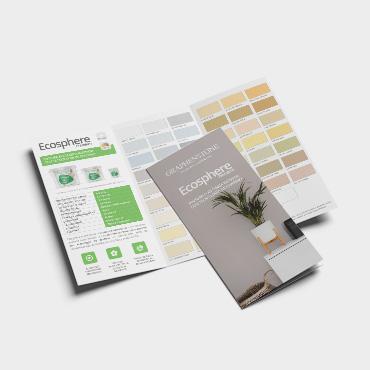 Brochure tríptico Graphenstone Ecosphere 2018