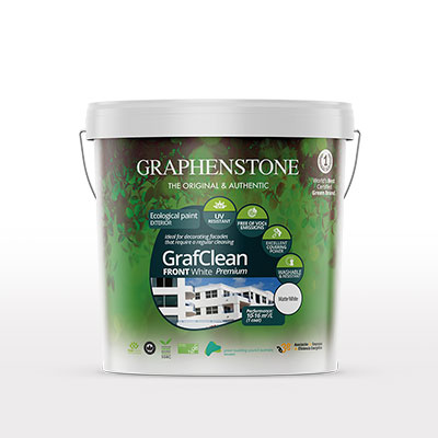 Pintura ecológica con grafeno