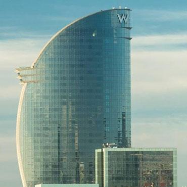Graphenstone Hotel W Barcelona