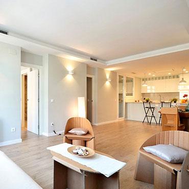 Graphenstone apartamento ecológico