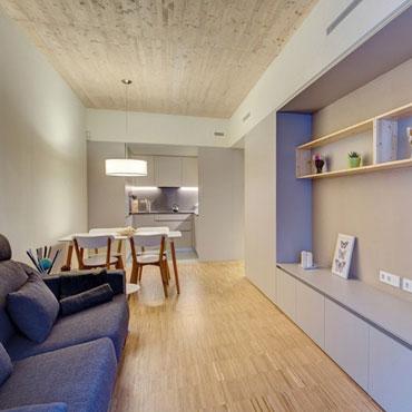 Graphenstone vivienda ecológica Barcelona