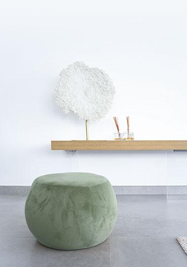 Pintura natural ecológica para interiores
