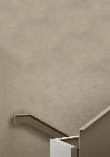 Mortero ecológico en continuo para paredes, techos y suelos