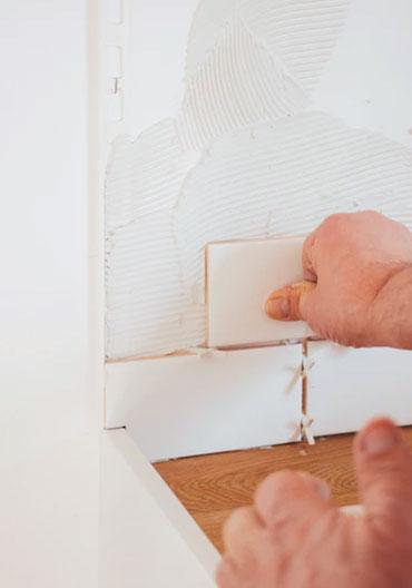 Mortero ecológico adhesivo ecológico con grafeno