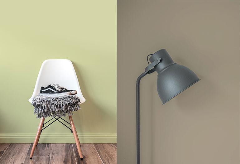 Pintura ecológica para interior