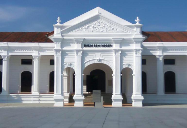 Kedah Galería de Arte, Alor Setar, Malasia