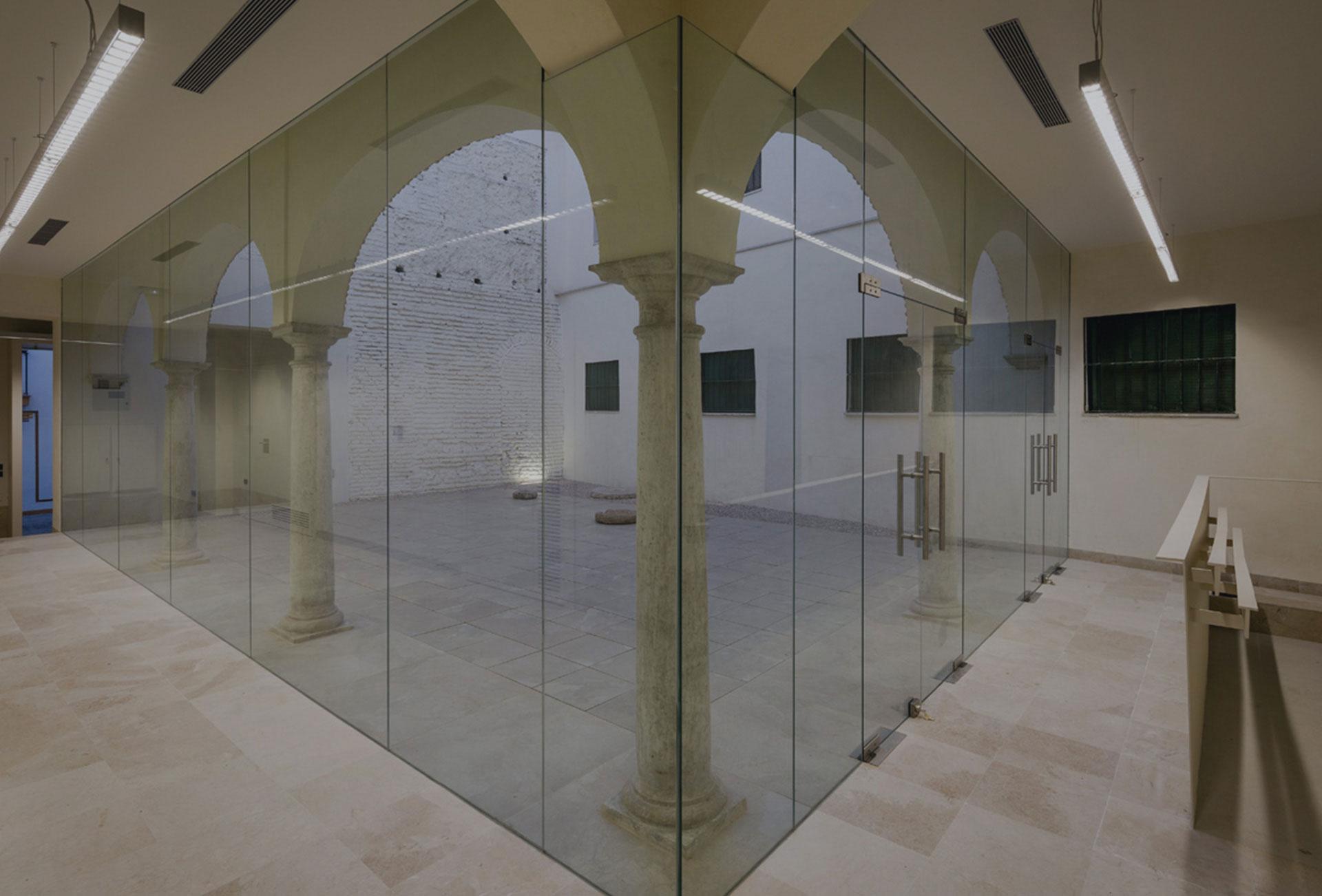 Bioconstrucción. Centro Cultural Ignacio Halcón