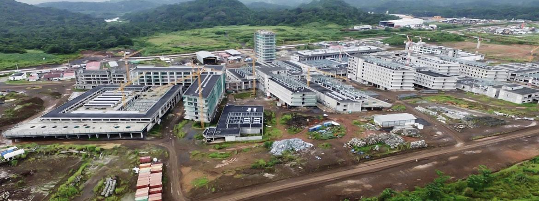Graphenstone Ciudad Hospitalaria Panamá