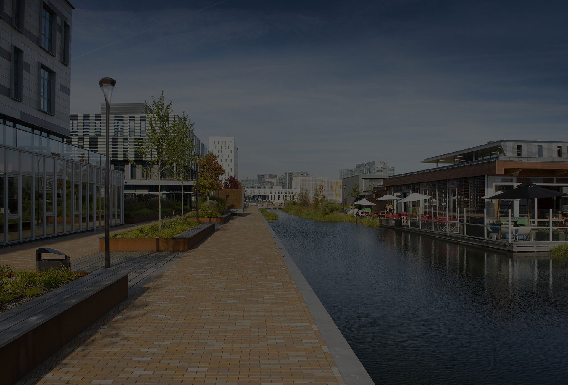 Graphenstone Parque Empresarial 2020