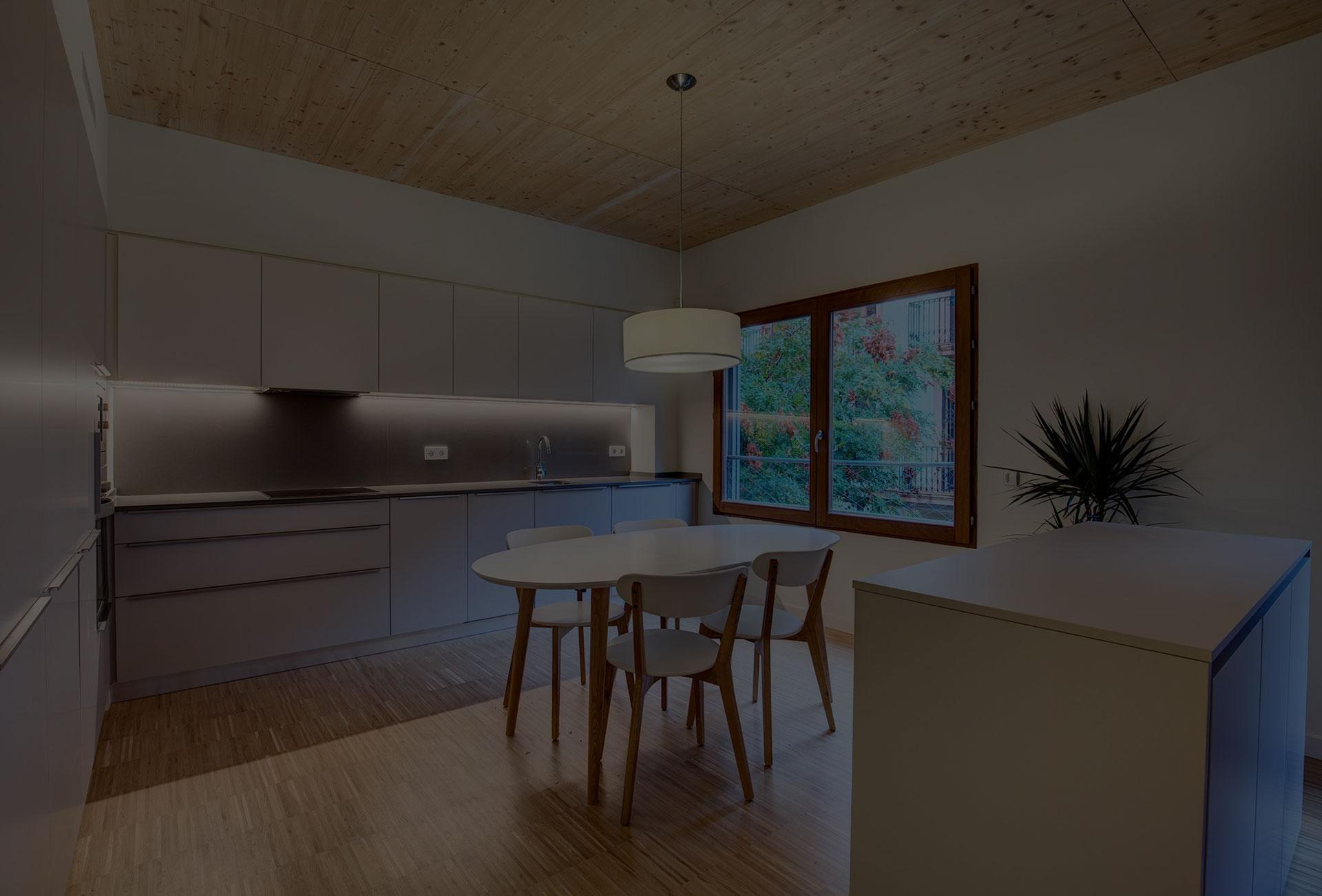 Graphenstone renovación de viviendas ecológicas en Barcelona