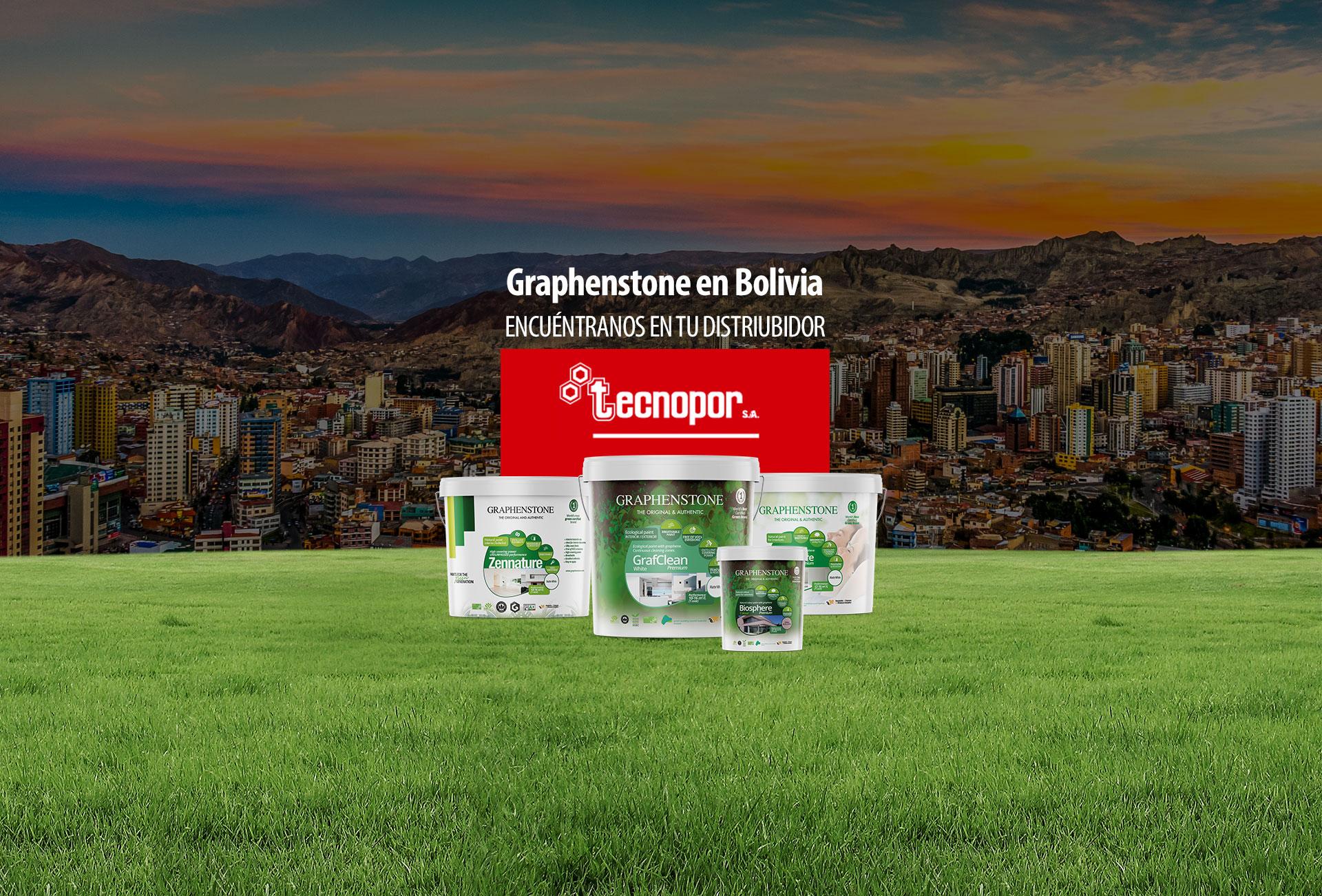 Productos Graphenstone en Bolivia