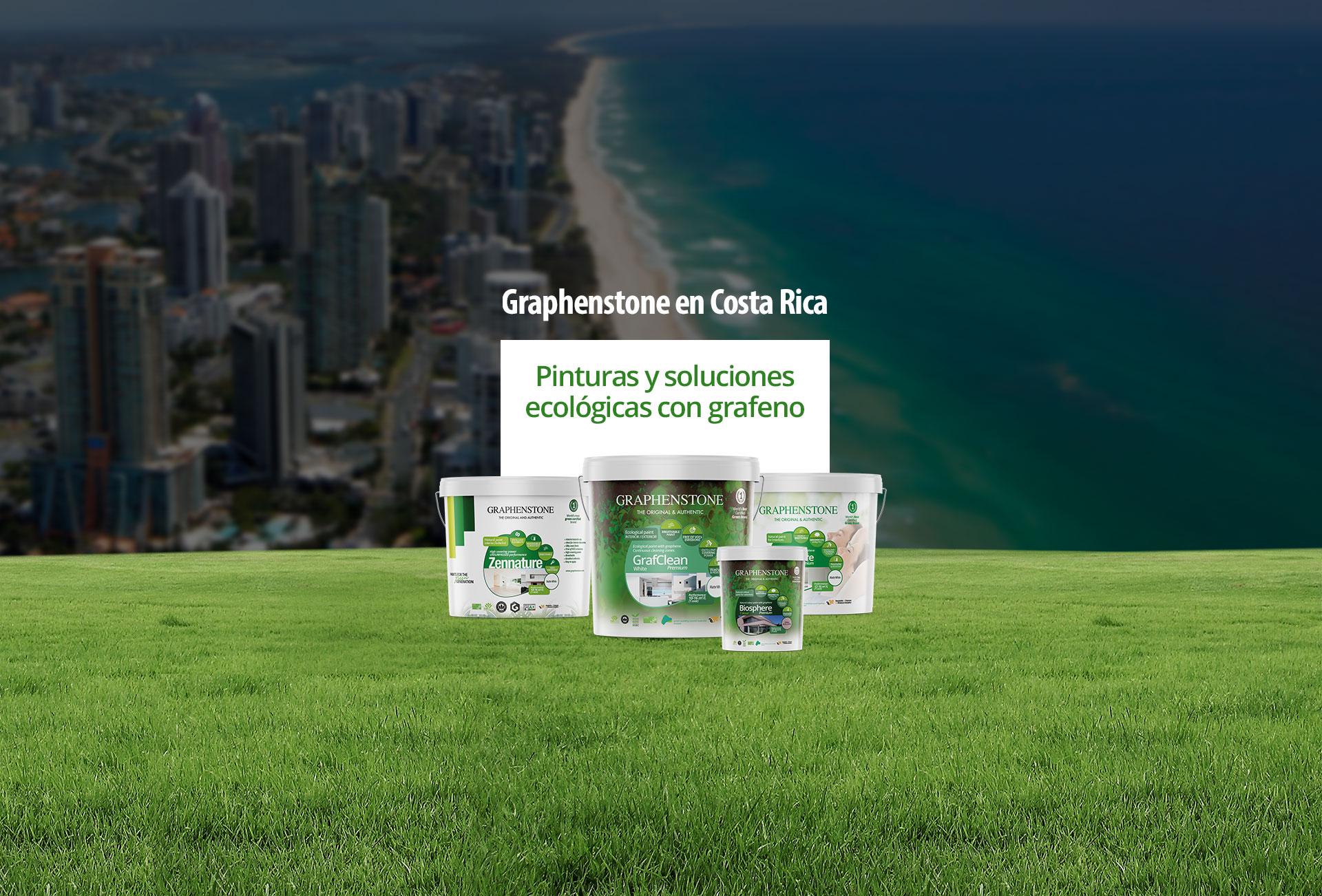 Productos Graphenstone en Costa Rica
