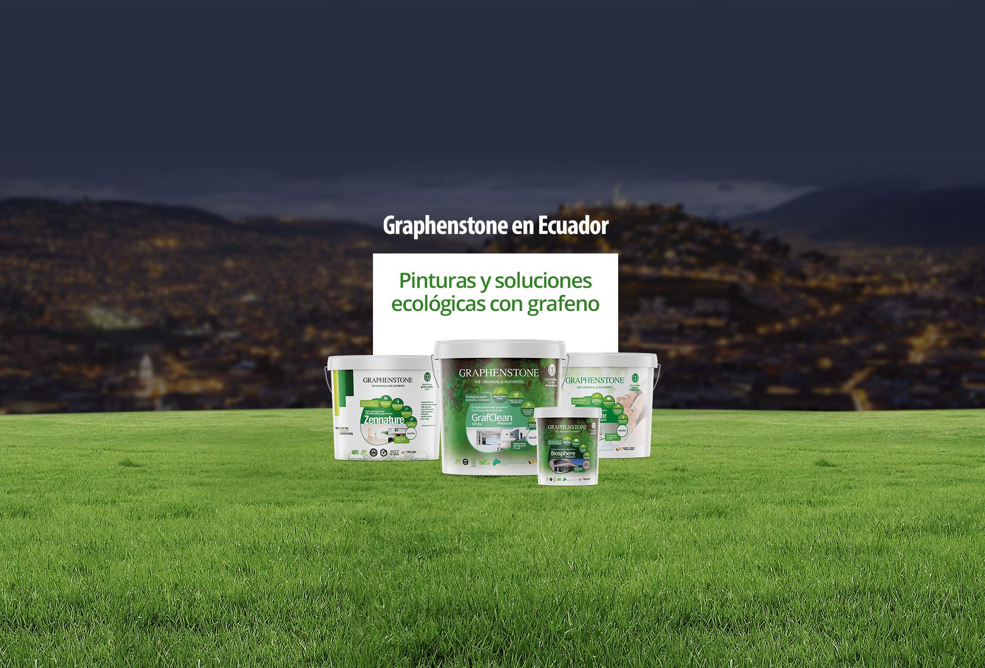 Productos Graphenstone en Ecuador