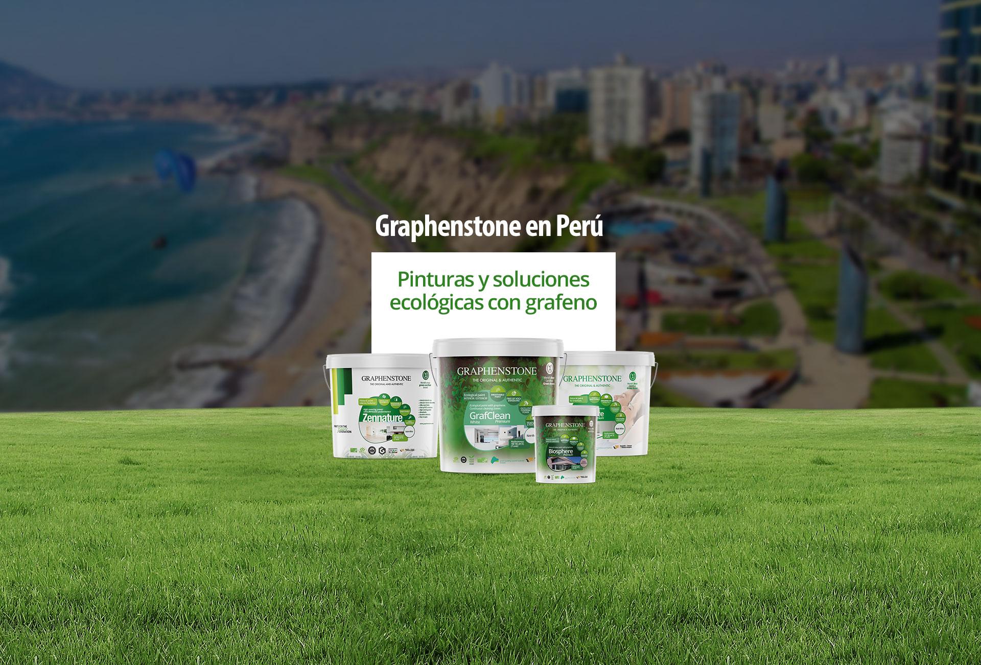 Productos Graphenstone en Perú